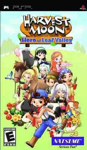Descargar Harvest Moon Heroe Del Valle De La Hoja [MULTI5] por Torrent